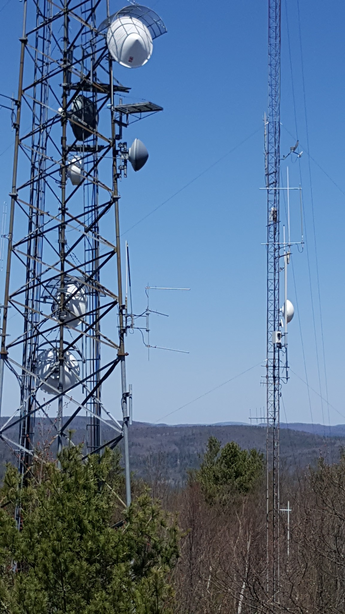 Crotched Mtn DMR - 446 975 Repeater